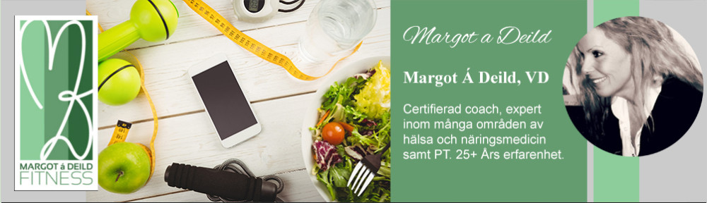 Margot á Deild Fitness AB